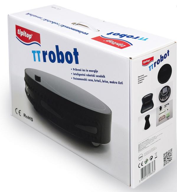 TT robot embalaža