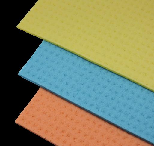 Spongi classic multicolour