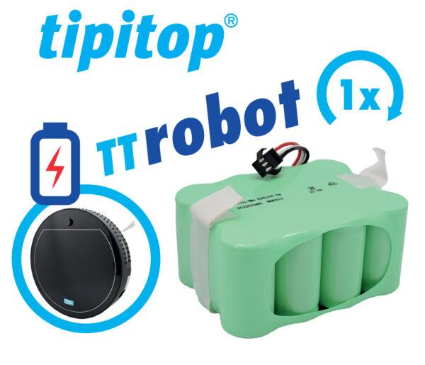 baterija ACCU TT robot črna