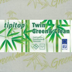 Krpa večnamenska Twin Green&Clean 3x