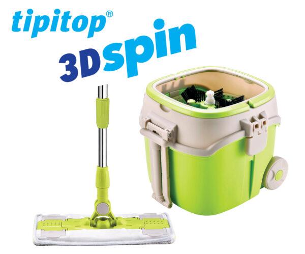 Spin 3D komplet 1