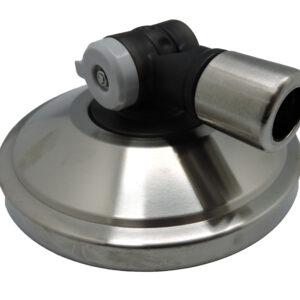 Spin INOX glava plošča 3