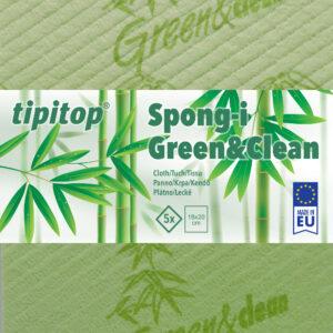 Spongi Green Clean 5x