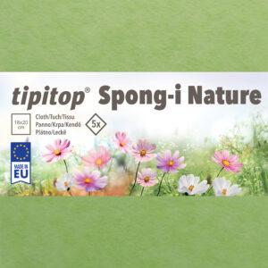 Spongi Nature 5x spredaj