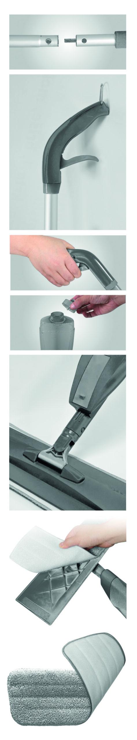 Spray Mop opis