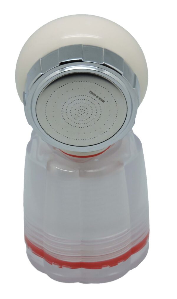 Keramični filter za izvlečno kuhinjsko pipo front