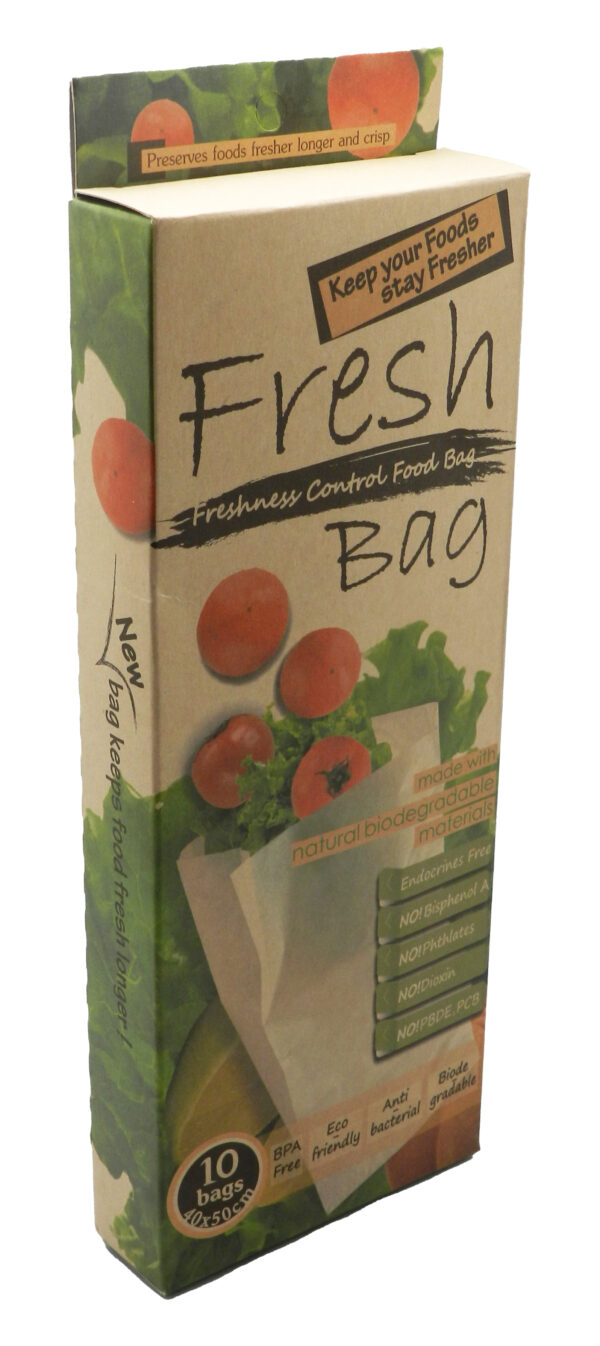 Vrečka za shranjevanje 10x Fresh Bag