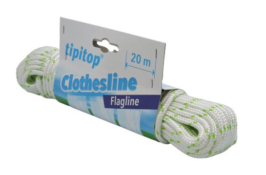 Vrv za perilo pletena 20 m