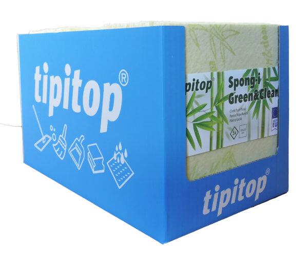 Krpa Spongi Green Clean 5x SRP 2