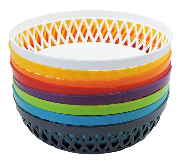 Košarica za kruh barve