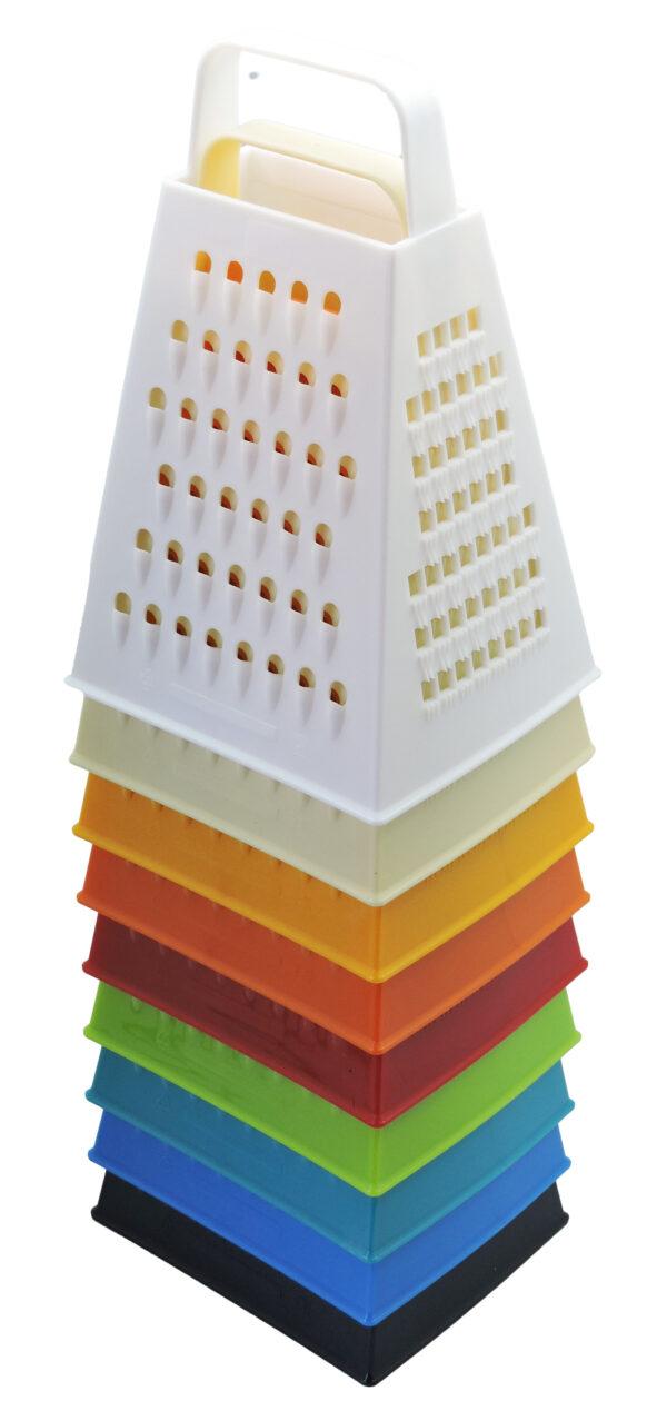 Rezalnik 4 stranski barve