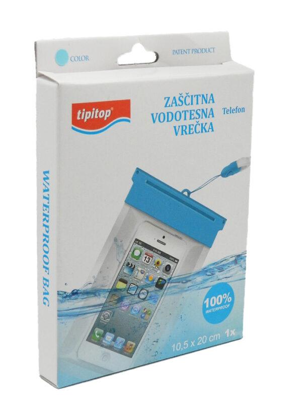Zaščitna vodotesna vrečka za telefon 1