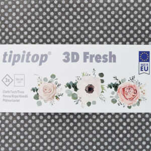 Večnamenska krpa 3D Fresh 3x 1